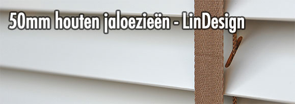 impression of 50mm-houten-jaloezieen-lindesign